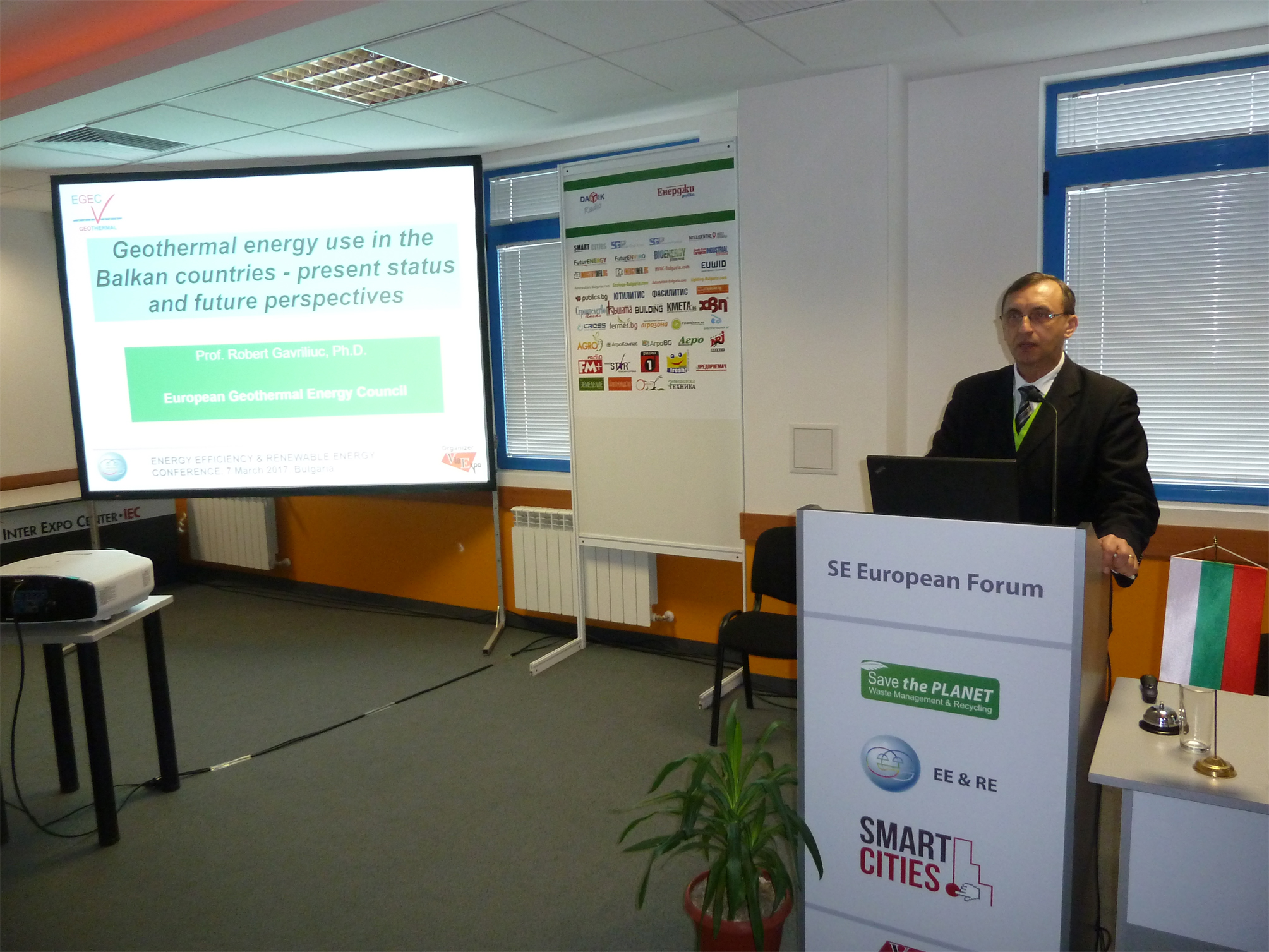 Energy Efficiency and Renewable Energy Conference – Cheap-GSHPs